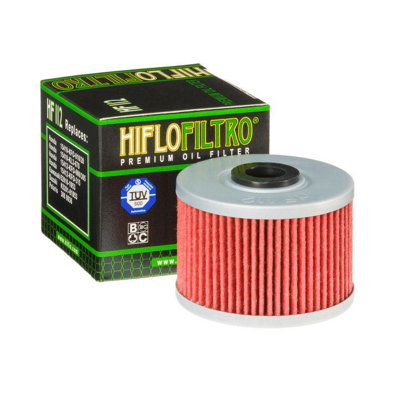 Olajszűrő Hiflofiltro HF112 és HF113