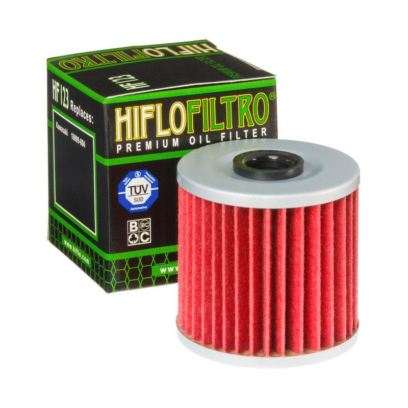 Olajszűrő Hiflofiltro HF123