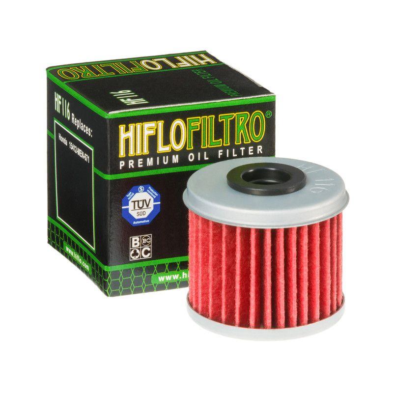 Olajszűrő Hiflofiltro HF116